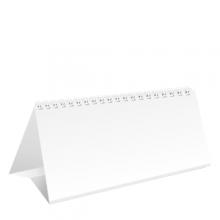 Calendari da tavolo 2021 personalizzati - formato 21x10