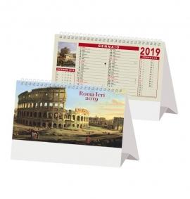 Calendario da tavolo 2018 Roma ieri
