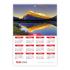 Calendari da muro 2018 A3 verticale - modello 1